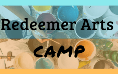 Arts Camp: Save the Date!